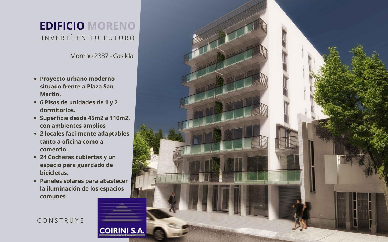 Edificio Moreno   casilda